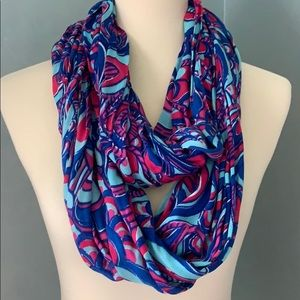 Mint Lilly Pulitzer scarf